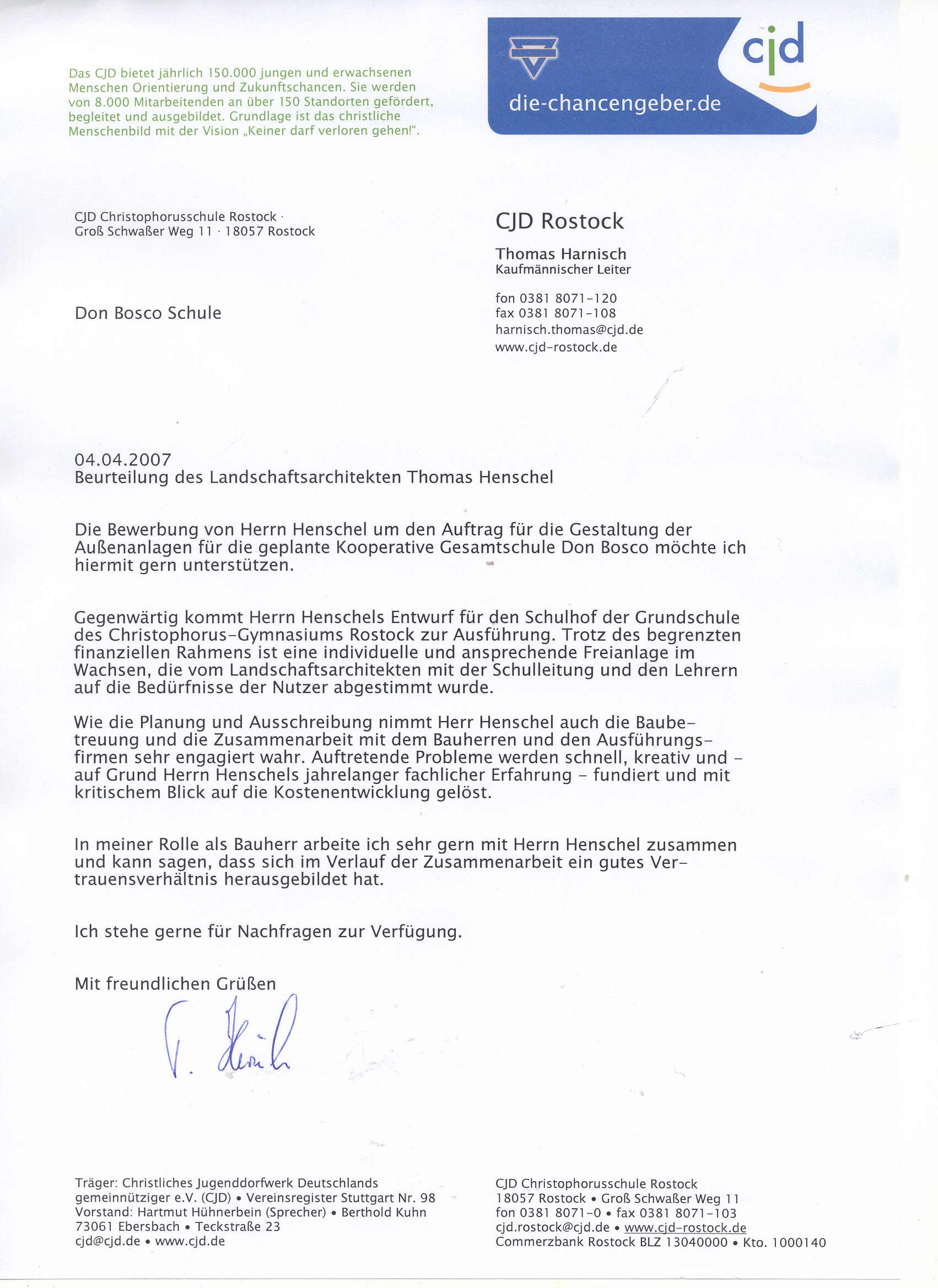 Commerzbank Applicant Management Software 9